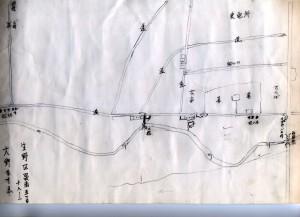 資料12 大野ますゑさんの手書き図