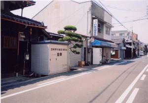 資料04 旧バス道 倉庫写真