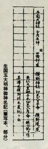 資料29 巽神社誌55 生玉神社資料